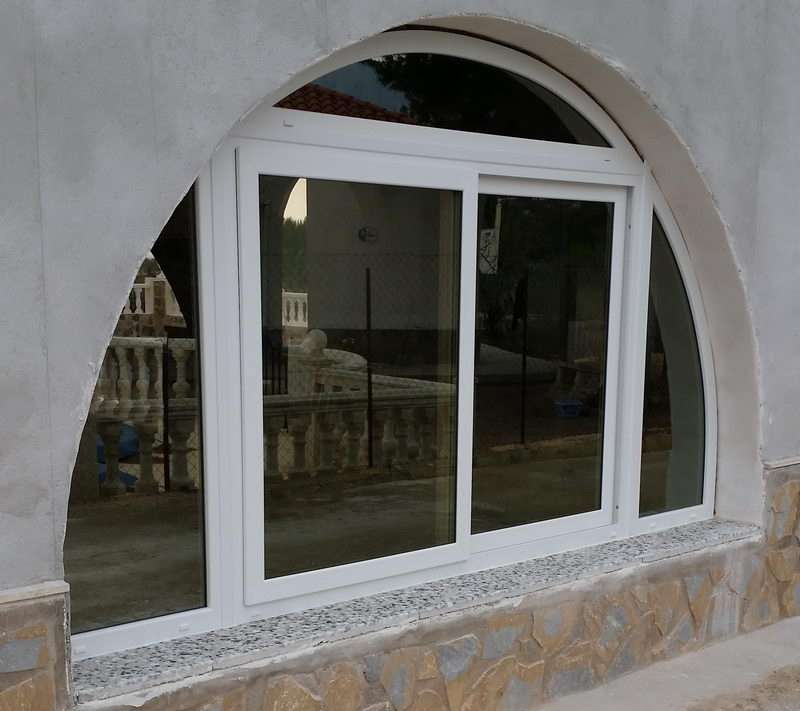 arch sliding windows800x900